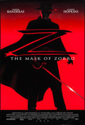 "Movie Posters:Action, The Mask of Zorro (Tri-Star, 1998). One Sheet (27"" X 40"") DS Advance. Action.. ..."