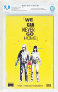 Modern Age (1980-Present):Miscellaneous, We Can Never Go Home #1 (Black Mask Studios, 2015) CBCS NM/MT 9.8 White pages....