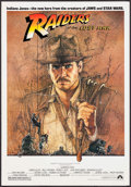 "Movie Posters:Adventure, Raiders of the Lost Ark & Other Lot (Paramount, 1981/ IMAX,R-2012). Mini Poster (16.5"" X 23.75""), IMAX Exclusive Posters (3...(Total: 5 Items)"