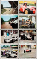 "Movie Posters:Sports, Grand Prix (MGM, 1967). Color Photos (8) & Photos (9) (8"" X10""). Sports.. ... (Total: 17 Items)"