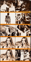 "Movie Posters:Horror, The Wicker Man (Warner Brothers, 1973). Mini Lobby Card Set of 8 & Mini Lobby Cards (2) Identical (8"" X 10""). Horror.. ... (Total: 10 Items)"