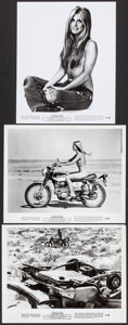 """Movie Posters:Action, Vanishing Point (20th Century Fox, 1971). Photos (3) (8"""" X 10"""").Action.. ... (Total: 3 Items)"""