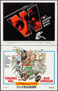 "Movie Posters:Action, Crime Busters & Others Lot (United Artists, 1979). Half Sheets(6) (22"" X 28""). Action.. ... (Total: 6 Items)"