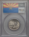 Statehood Quarters, 2008-P 25C Arizona MS68 PCGS....