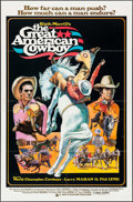 """Movie Posters:Documentary, The Great American Cowboy & Others Lot (American National Enterprises, 1973). One Sheets (27) (27"""" X 41""""), Half Sheet (22"""" X... (Total: 73 Items)"""