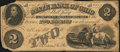 Obsoletes By State:Ohio, Cuyahoga Falls, OH- The State Bank of Ohio, Summit County BranchCounterfeit $2 May 20, 1858 C534 Wolka 0947-12. ...