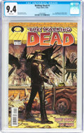 Modern Age (1980-Present):Horror, The Walking Dead #1 (Image, 2003) CGC NM 9.4 White pages....