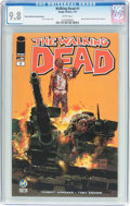 Modern Age (1980-Present):Horror, The Walking Dead #1 Wizard World Portland Edition (Image, 2015) CGCNM/MT 9.8 White pages....
