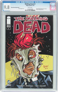 Modern Age (1980-Present):Horror, The Walking Dead #1 Wizard World Raleigh Edition (Image, 2015) CGCNM/MT 9.8 White pages....