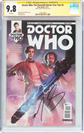 Modern Age (1980-Present):Science Fiction, Doctor Who: The Eleventh Doctor Year Two #2 Signature Series (TitanComics, 2015) CGC NM/MT 9.8 White pages....