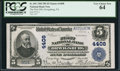 National Bank Notes:Pennsylvania, Orwigsburg, PA - $5 1902 Plain Back Fr. 601 The First NB Ch. #4408. ...