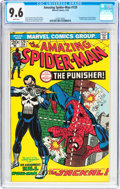 Bronze Age (1970-1979):Superhero, The Amazing Spider-Man #129 (Marvel, 1974) CGC NM+ 9.6 Whitepages....