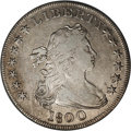 Early Dollars: , 1800 $1 Wide Date, Low 8. B-10, BB-190, R.2. VF35 NGC. Wide date,00 far apart, 8 low; Die do...