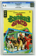 Bronze Age (1970-1979):Humor, Banana Splits #3 File Copy (Gold Key, 1970) CGC NM 9.4 Off-whitepages. Photo cover. Overstreet 2005 NM- 9.2 value = $110. C...