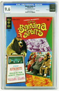 Bronze Age (1970-1979):Cartoon Character, Banana Splits #5 File Copy (Gold Key, 1971) CGC NM+ 9.6 Off-whiteto white pages. Photo cover. Overstreet 2005 NM- 9.2 value...