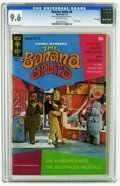 Bronze Age (1970-1979):Humor, Banana Splits #6 File Copy (Gold Key, 1971) CGC NM+ 9.6 Off-whitepages. Photo cover. Overstreet 2005 NM- 9.2 value = $110. ...