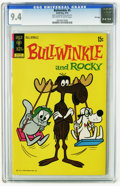 Bronze Age (1970-1979):Cartoon Character, Bullwinkle #5 File Copy (Gold Key, 1972) CGC NM 9.4 Off-white towhite pages. Overstreet 2005 NM- 9.2 value = $70. CGC censu...