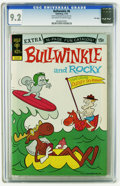 Bronze Age (1970-1979):Cartoon Character, Bullwinkle #6 File Copy (Gold Key, 1973) CGC NM- 9.2 Off-white towhite pages. Overstreet 2005 NM- 9.2 value = $70. CGC cens...