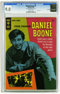 Silver Age (1956-1969):Adventure, Daniel Boone #3 File Copy (Gold Key, 1965) CGC VF/NM 9.0 Off-white pages. Photo cover. Overstreet 2005 VF/NM 9.0 value = $44...