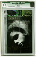 Modern Age (1980-Present):Horror, Death: The High Cost of Living #1 (DC, 1993) CGC Qualified NM+ 9.6White pages. Neil Gaiman story. Dave McKean cover. Chris ...