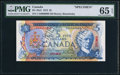 Canadian Currency: , BC-48aS $5 1972 Specimen.. ...