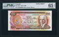 Canadian Currency: , BC-52aS $100 1975 Specimen.. ...