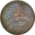 German New Guinea:German Colony, German New Guinea: German Colony. Wilhelm II Proof Mark 1894-A PR67 NGC,...
