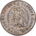 German States:Bavaria, German States: Bavaria. Maximilian I 1/2 Taler 1627 MS66 NGC,...