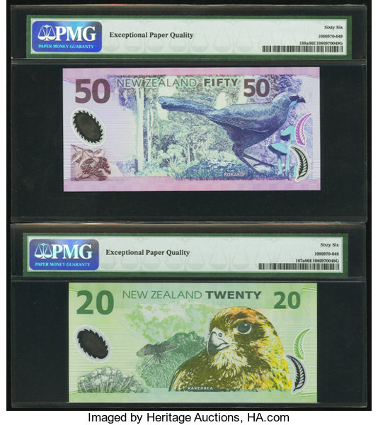 New Zealand Reserve Bank of New Zealand 1999 Collector