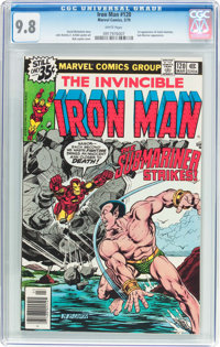 Iron Man #120 (Marvel, 1979) CGC NM/MT 9.8 White pages