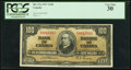 Canadian Currency, BC-27a $100 1937.. ...