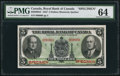 Canadian Currency: , Montreal, PQ- The Royal Bank of Canada $5 Jan. 2, 1943 Ch. #630-20-02S Specimen.. ...