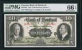Canadian Currency: , Montreal, PQ- Bank of Montreal $10 Jan. 2, 1931 Ch. # 505-58-04.. ...