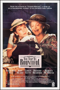 "The Trip to Bountiful & Others Lot (Island, 1985). One Sheets (4) (27"" X 41""). Drama. ... (Total: 4 It..."