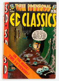 Golden Age (1938-1955):Horror, Three Dimensional EC Classics #1 (EC, 1954) Condition: FR/GD....