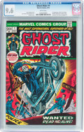 Bronze Age (1970-1979):Superhero, Ghost Rider #1 (Marvel, 1973) CGC NM+ 9.6 White pages....