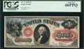 Large Size:Legal Tender Notes, Fr. 27 $1 1878 Legal Tender PCGS Gem New 66PPQ.. ...