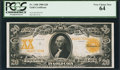 Large Size:Gold Certificates, Fr. 1186 $20 1906 Gold Certificate PCGS Very Choice New 64.. ...