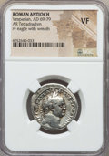 Ancients:Roman Provincial , Ancients: SYRIA. Antioch. Vespasian (AD 69-79). AR tetradrachm. NGCVF. ...