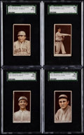 Baseball Cards:Lots, 1912 T207 Recruit Tobacco Baseball Card Collection (20 Different)....