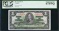 Canadian Currency: , BC-21d $1 1937.. ...