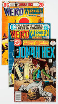 Bronze Age (1970-1979):Western, Jonah Hex Group of 45 (DC, 1972-83) Condition: Average FN.... (Total: 45 Comic Books)