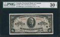 Canadian Currency: , Montreal, PQ- La Banque Provinciale du Canada $10 Jan. 2, 1935 Ch.# 615-16-04.. ...