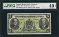 Canadian Currency: , Montreal, PQ - The Royal Bank of Canada $5 Jan. 2, 1943 Ch. #630-20-02. ...