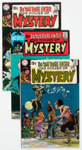 Bronze Age (1970-1979):Horror, House of Mystery Group of 71 (DC, 1970-80) Condition: AverageFN/VF.... (Total: 71 Comic Books)