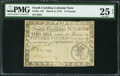 Colonial Notes:South Carolina, South Carolina March 6, 1776 £15 PMG Very Fine 25 Net.. ...