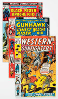 Bronze Age (1970-1979):Western, Western Gunfighters Group of 10 (Marvel, 1970-75) Condition: Average VF.... (Total: 10 Comic Books)