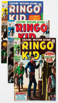 Bronze Age (1970-1979):Western, The Ringo Kid Group of 10 (Marvel, 1970-74) Condition: Average VF-.... (Total: 10 Comic Books)