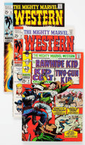 Bronze Age (1970-1979):Western, Mighty Marvel Western Group of 19 (Marvel, 1968-76) Condition: Average FN/VF.... (Total: 19 Comic Books)