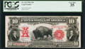 Large Size:Legal Tender Notes, Fr. 122 $10 1901 Legal Tender PCGS Very Fine 35.. ...